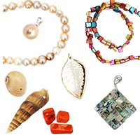 Естествени перли и Седеф