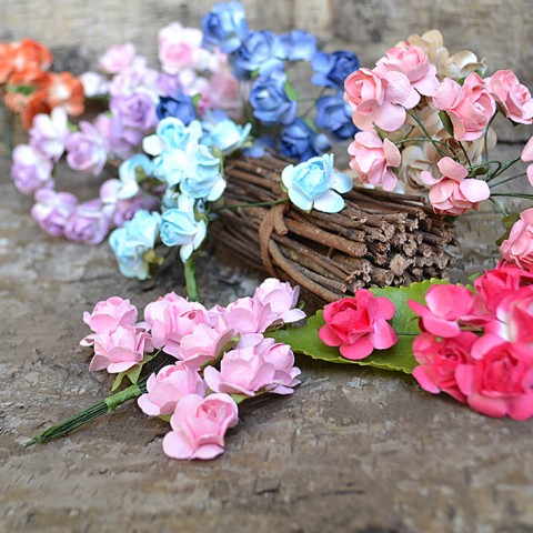 цветя за декорация